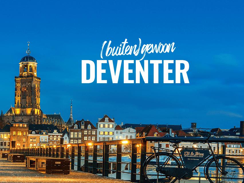 Cadeautip: Fotoboek Buitengewoon Deventer